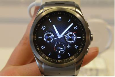 LG Watch Urbane and LG Watch Urbane LTE -- hands-on