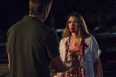 Drew Barrymore in [i]The Santa Clarita Diet[/i]
