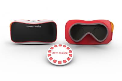 The 2015 reboot of the View Master