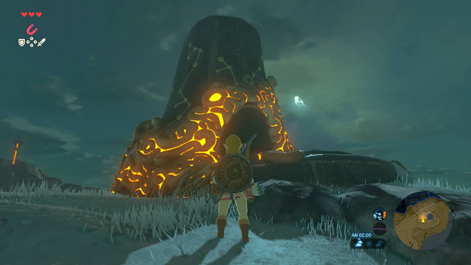 Legend Of Zelda Breath Of The Wild Map Tips And Tricks To Survive Hyrule Wired Uk