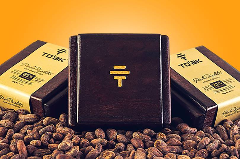 This is the world's most expensive bar of chocolate