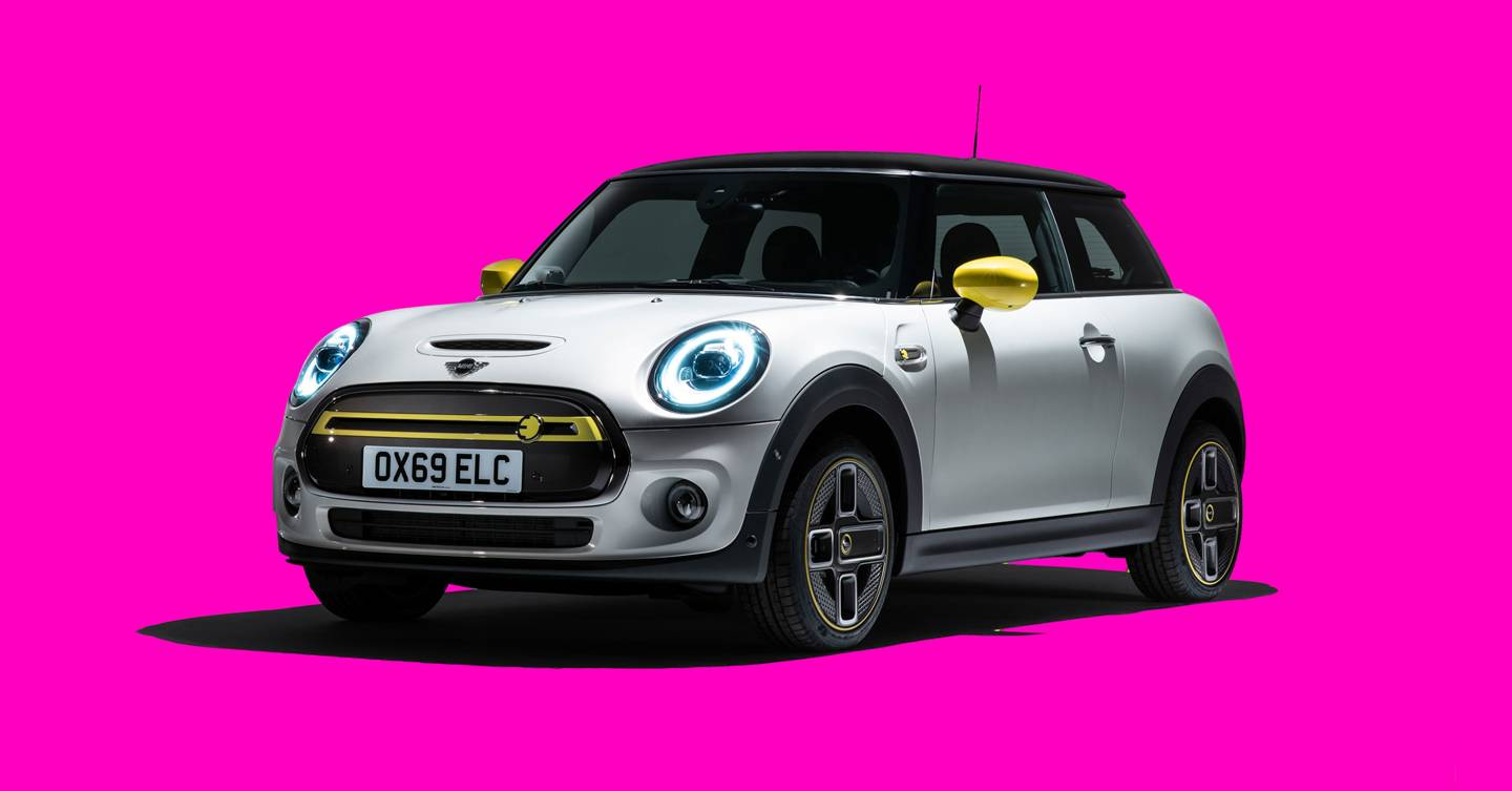 The Mini Electric is great fun to drive and even better value