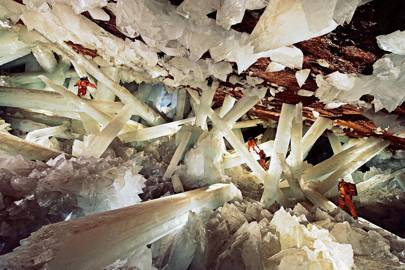 The mystery of Mexico's crystal caves