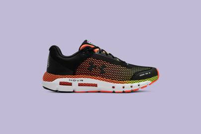 Best connected shoe for running feedback: Under Armour HOVR Infinite