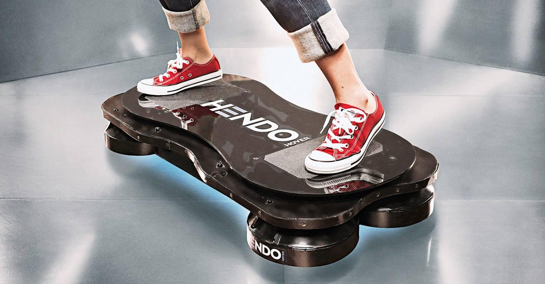 Как сделать летающий скейтборд своими руками