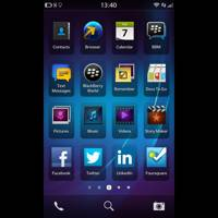 BB10 Screenshot