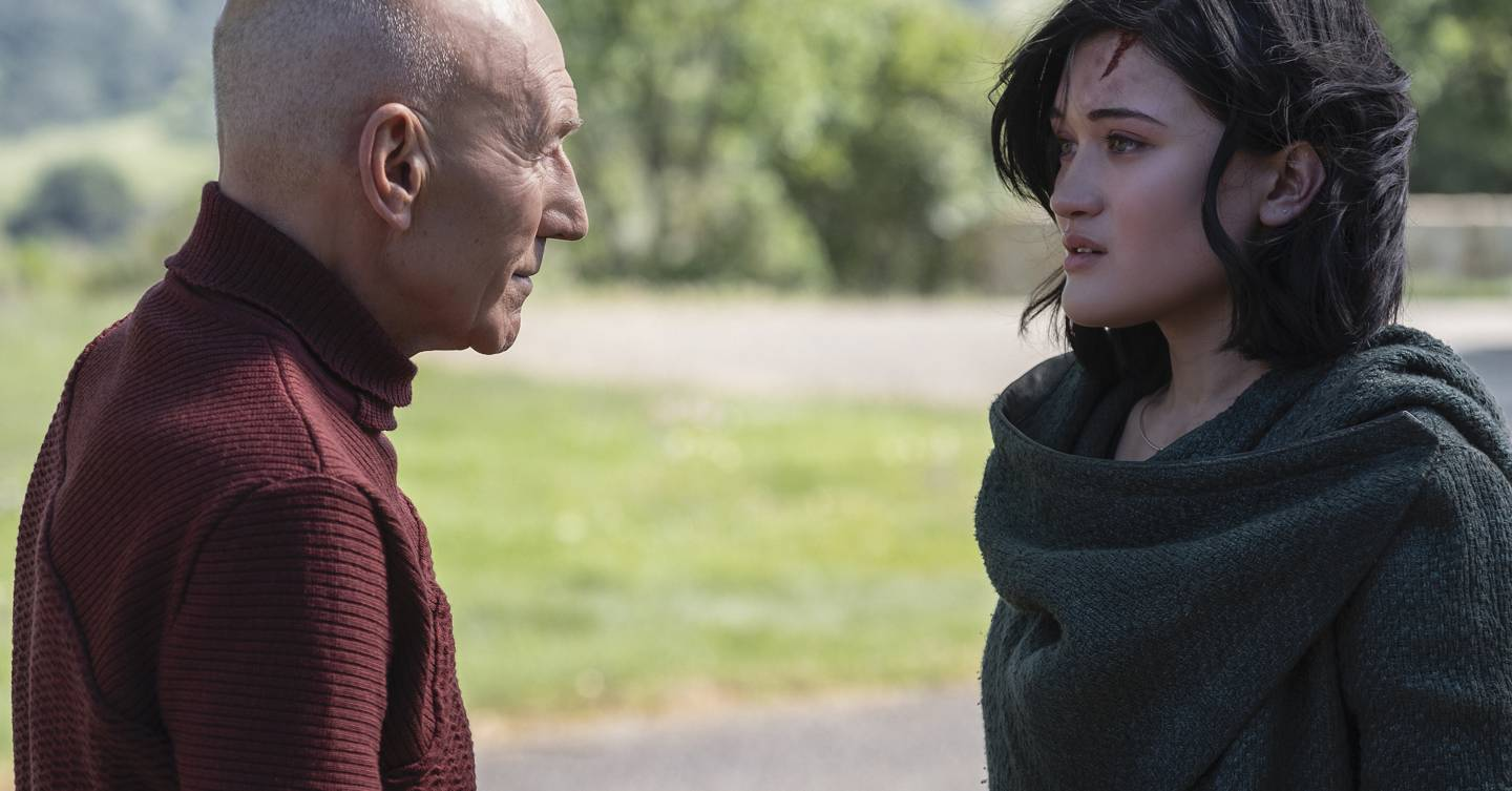 Star Trek: Picard is already one of the best sci-fi shows in years