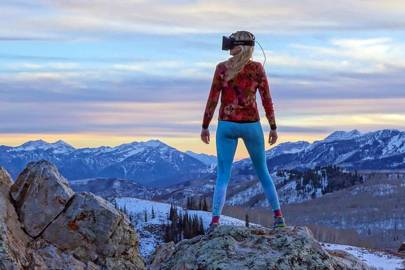 Zero Point, a Virtual Reality film