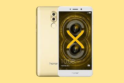 The Honor 6X smartphone