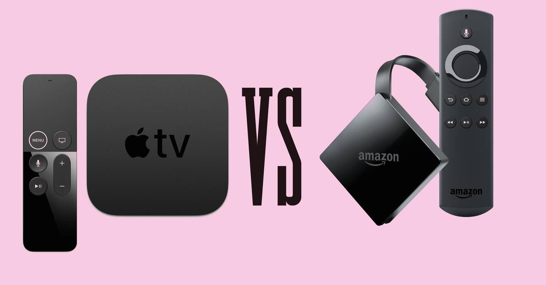 0af2016976 Apple TV 4K vs Amazon Fire TV  4K streaming boxes reviewed