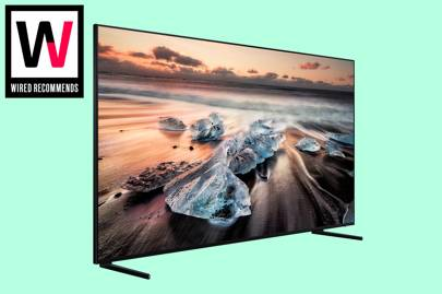 TV: Samsung QE65Q900