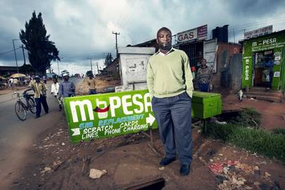 Agosta Liko, Nairobi