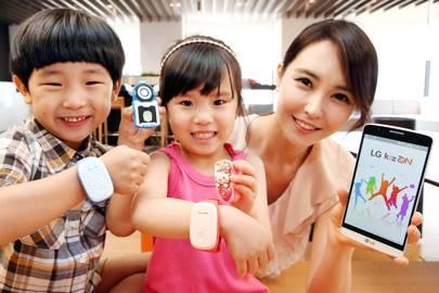 LG KizON child-tracking bracelet heads to Europe