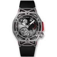 Hublot Techframe Ferrari 70 years Chronograph Tourbillon