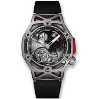 Hublot Techframe Ferrari 70 years Chronograph Tourbillon