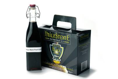 Milestone Black Pearl Irish Stout