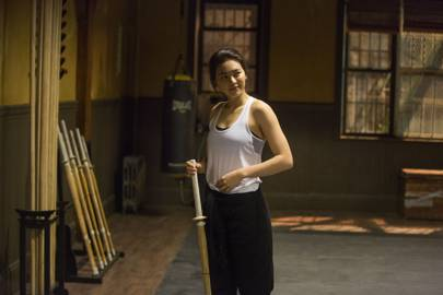 Jessica Henwick's Colleen Wing is a long-time ally of Iron Fist in the comics - a skilled swordswoman and renowned martial artist in her own right