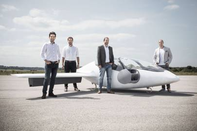 A flying vehicle company has just raised $90 million