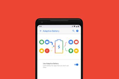 Adaptive battery google phone