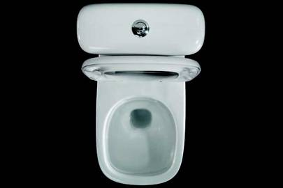 Twyford Moda Rimfree Toilet