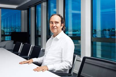 Xavier Niel, entrepreneur and CSO of Iliad, makes number 14 on our list of digital influencers