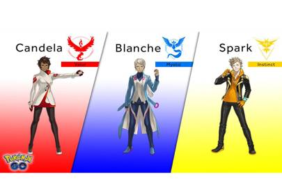 Evolve Eeeve into Epseon, Umbreon, Jolteon, Flareon or