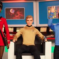 Star Trek dolls are released to celebrate the TV show's 50th anniversary