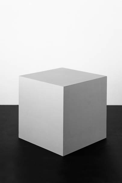 Grey Cube (2010)