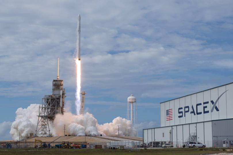 Image of article 'SpaceX's first-ever human flight is Elon Musk's biggest moment yet'