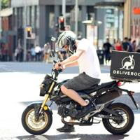 Startup of the Week: Deliveroo | WIRED UK
