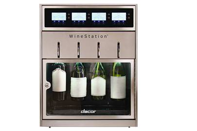 34. Wine-cooling station