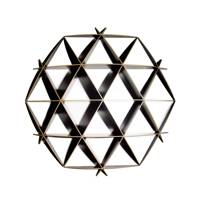 Small Comb Shelving Sphere