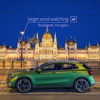 Mercedes Benz integrates what3words navigation