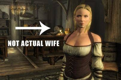 best skyrim wife