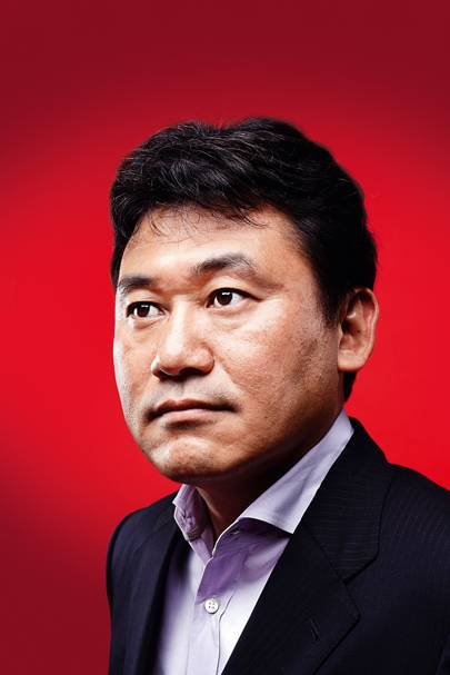 "Hiroshi Mikitani, 2012: ""We only have one life to live, so we should live it to the fullest"""