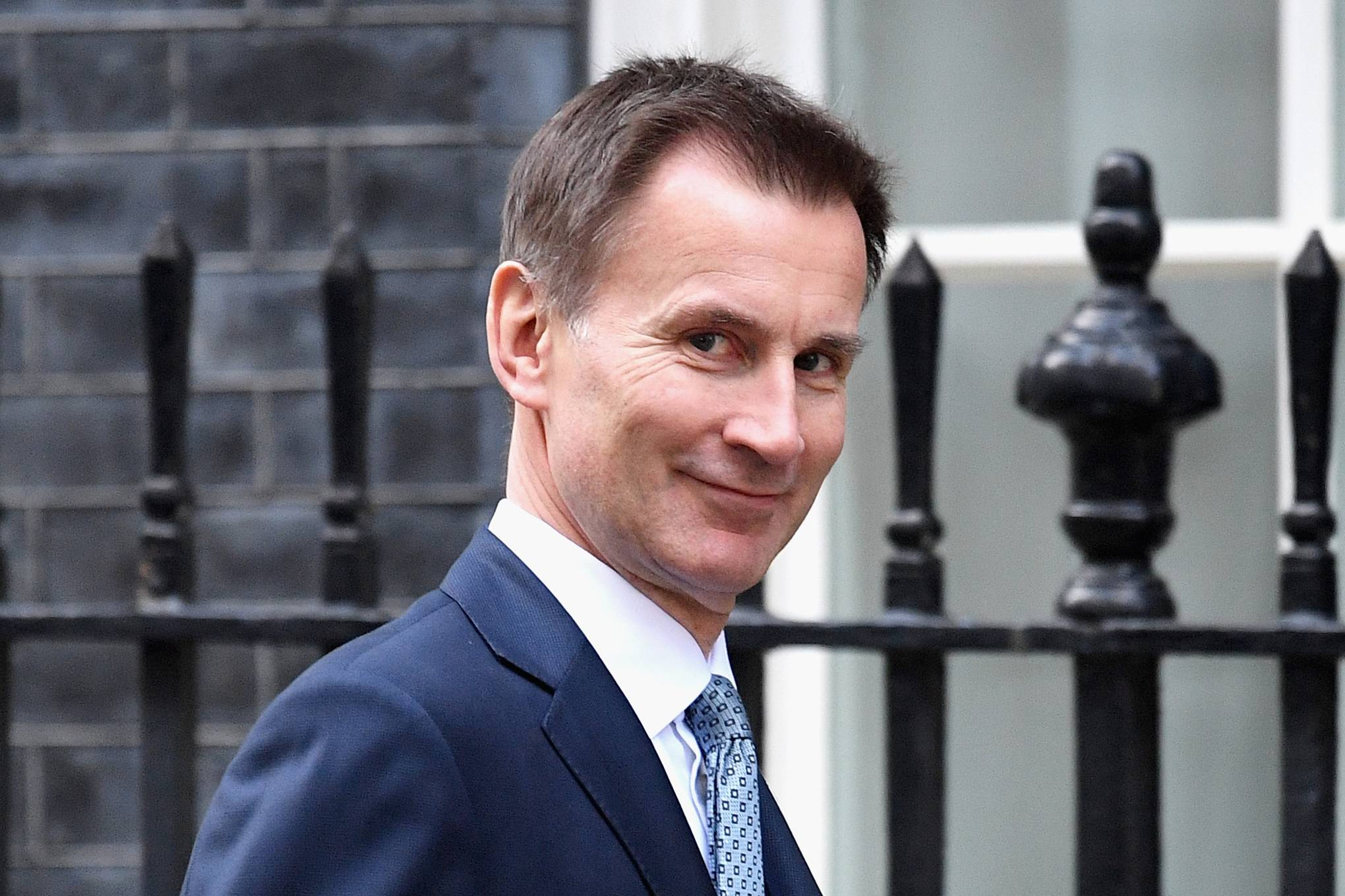 Here's why people can't stop calling Jeremy Hunt the C-word