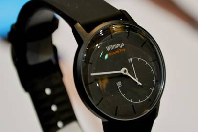 Hands-on with Withings' sporty Activité Pop smartwatch