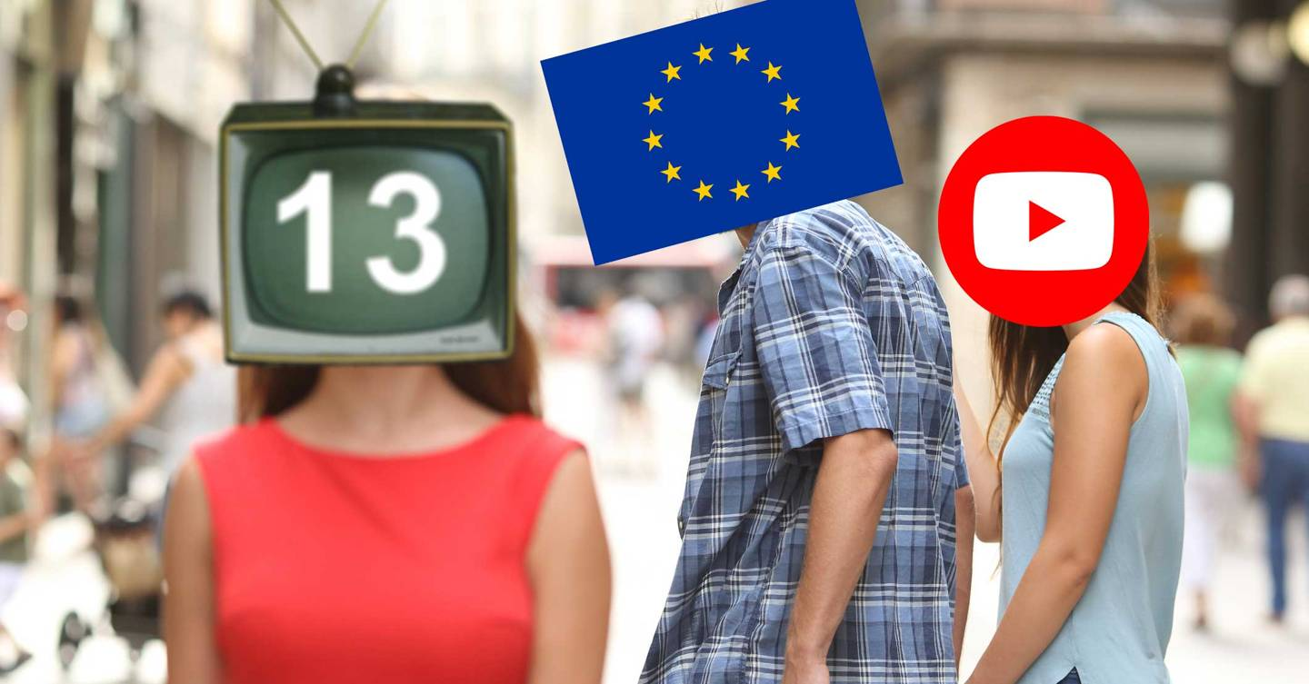 Here's why the UK is (finally) dumping Article 13 for good