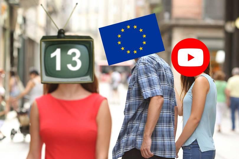 Morrem os memes: Parlamento Europeu aprova o controverso art. 13