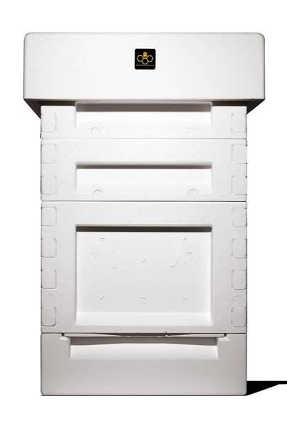 National High Density Polystyrene (HDP) Hive
