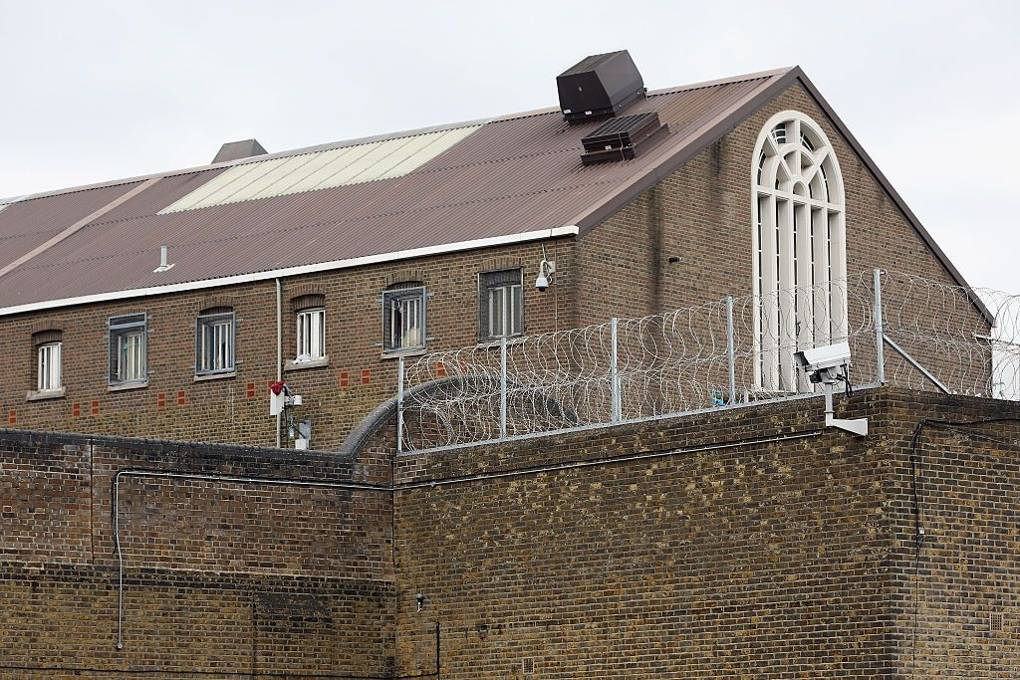 Police seize drones flying drugs and phones into London prison