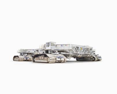 The Crawler Transporter