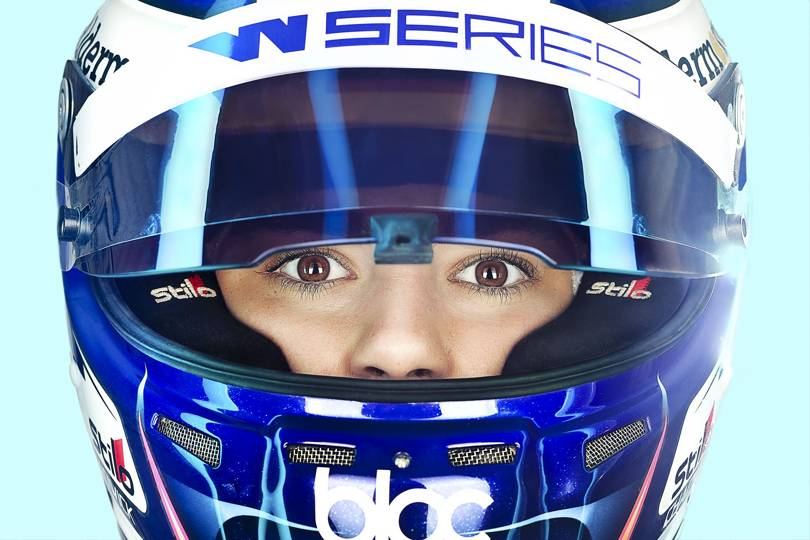 Can a female-only racing series solve Formula One's man problem?
