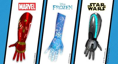 Open Bionics makes prosthetics based on Marvel and Frozen characters