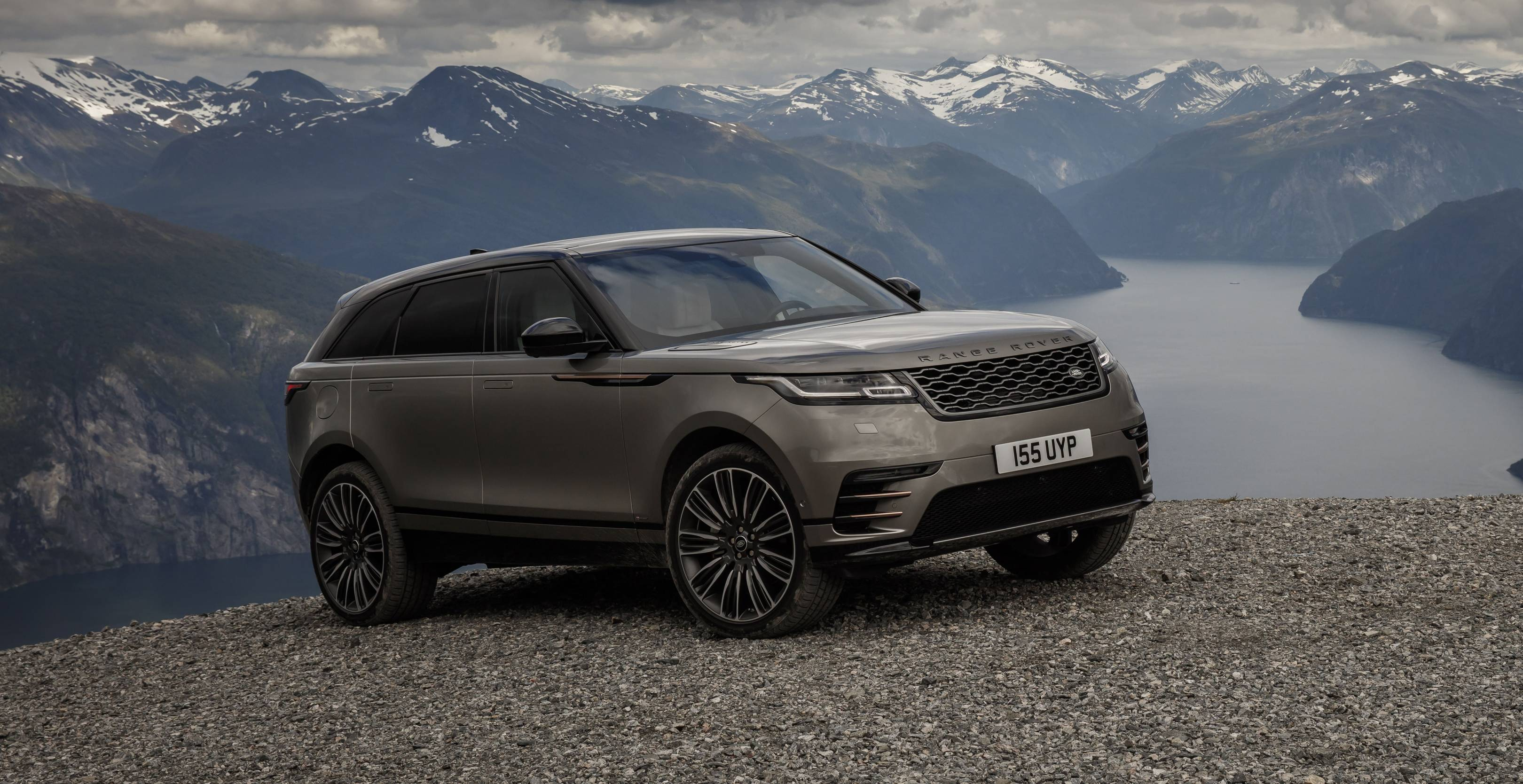 New Range Rover Velar review A huge success despite some niggles