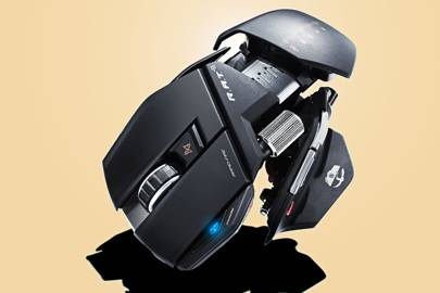 CYBORG RAT 9 GAMING MOUSE