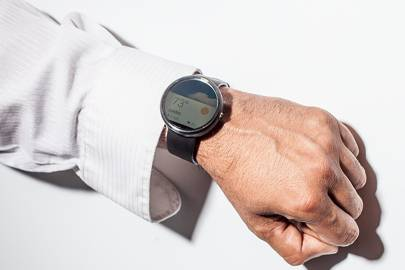 The Android Wear smartwatches, like the Moto 360, look like something some folks may actually want to wear