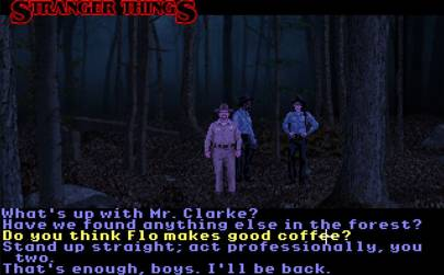 Missing Stranger Things? Play this retro point-and-click game based on the hit show