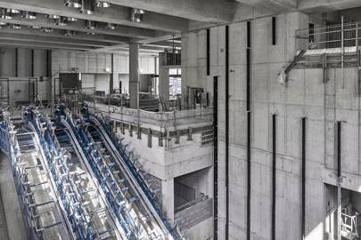 Crossrail's finishing touches