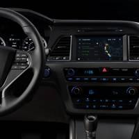 Hyundai Sonata with Android Auto